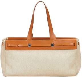 Hermes Herbag handbag - WHITE - STYLE