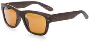 Perry Ellis Wood Stripe Sunglasses