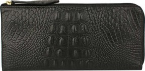 Scully Embossed Croco Wallet 5009 (Women's)