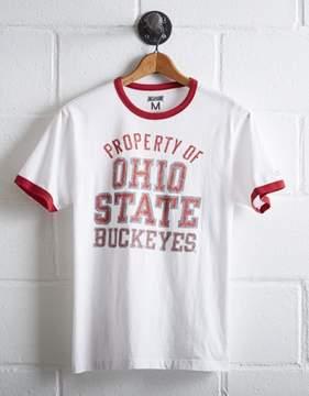 Tailgate Men's Ohio State Ringer T-Shirt