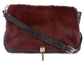Elizabeth and James Ponyhair Cynnie Crossbody Bag