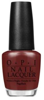 OPI Nail Lacquer Nail Polish, Espresso Your Style.