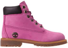 Timberland Girls' Grade School 6 Inch Classic Boots