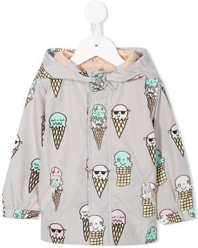 Stella McCartney Ice Cream print coat