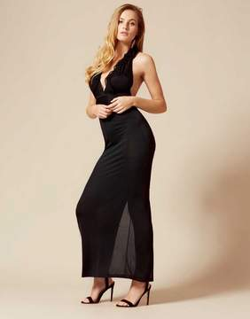 Agent Provocateur Bettina Cover Up Black