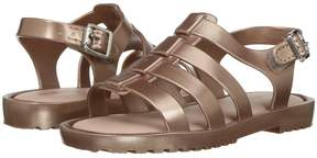 Mini Melissa Mini Flox Shine Girl's Shoes