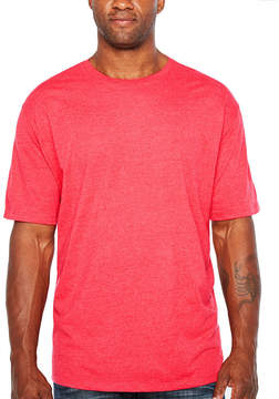 Co THE FOUNDRY SUPPLY The Foundry Big & Tall Supply Tees Short Sleeve Crew Neck T-Shirt-Big and Tall