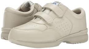 Propet Life Walker Strap Medicare/HCPCS Code = A5500 Diabetic Shoe Men's Hook and Loop Shoes