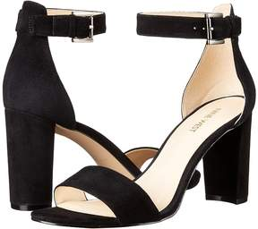 Nine West Nora Block Heel Sandal Women's Shoes