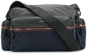 Paul Smith multi-compartment shoulder bag