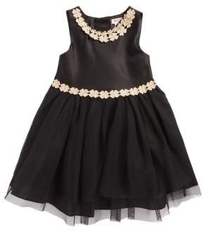 Nanette Lepore Infant Girl's Satin & Tulle Dress