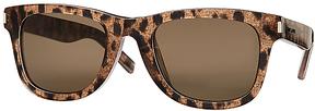 Safilo USA Saint Laurent Paris 51 Wayfarer Sunglasses