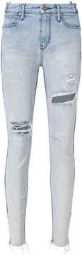 RtA Gypsy Two-Tone Jeans