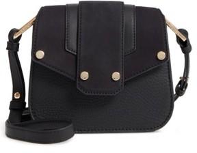 Mackage Mini Polly Leather Crossbody Bag - Black