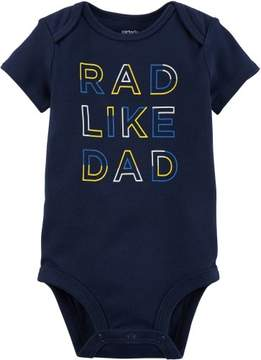 Carter's Baby Boys Rad Like Dad Bodysuit