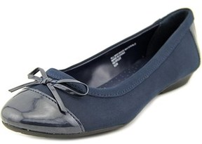 Karen Scott Rylee Cap Toe Canvas Flats.