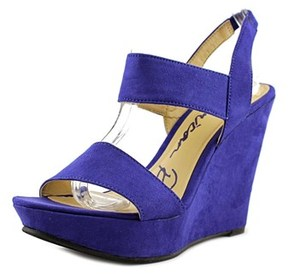 American Rag Audria Open-toe Synthetic Slingback Heel.