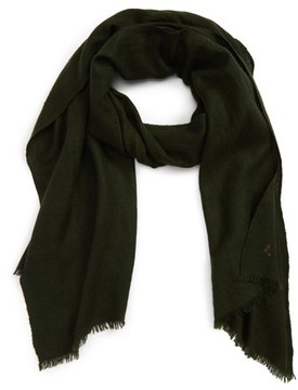 Drakes Men's Solid Cashmere Scarf