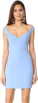 Black Halo Ally Mini Dress