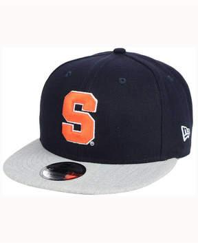 New Era Syracuse Orange Mb 9FIFTY Snapback Cap