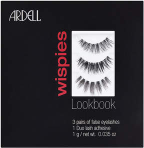 Ardell Mini Wispies Lash Lookbook + Duo