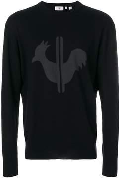 Rossignol printed sweater