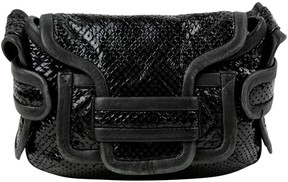 Pierre Hardy Patent leather crossbody bag