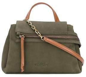 Hogan Women's Green Leather Handbag.