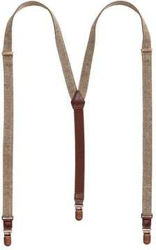 H&M Patterned Suspenders
