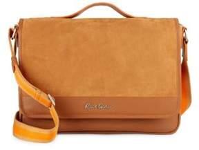 Robert Graham Gohanni Leather Messenger Bag