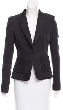 Celine Peak-Lapel Tailored Blazer