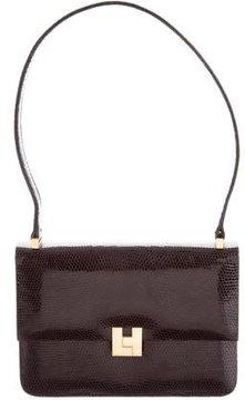 Lambertson Truex Small Karung Shoulder Bag
