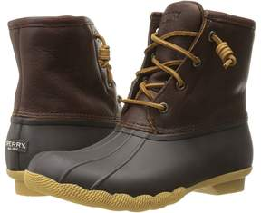 Sperry Saltwater Thinsulate Women's Lace-up Boots