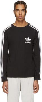 adidas Black Piqué T-Shirt