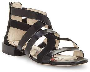 Louise et Cie Almeyna Leather and Suede Sandals