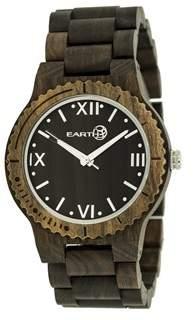 Earth Bighorn Dark Brown Watch.