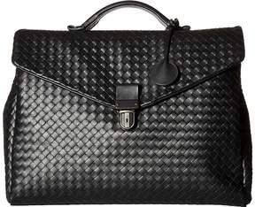 Bottega Veneta Intrecciato Briefcase Bags