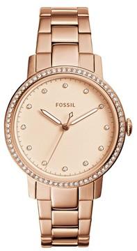 Fossil Women's Neely Bracelet Watch, 35Mm