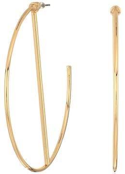 GUESS Hoop Earrings with Stick Earring