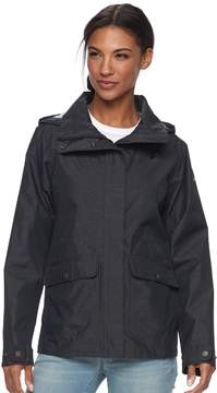 Columbia Women's Cherry Creek Hooded Rain Jacket