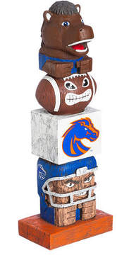 Evergreen Boise State Broncos Tiki Totem