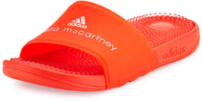 adidas by Stella McCartney Recovery Molded Slide Sandal, Coral Red