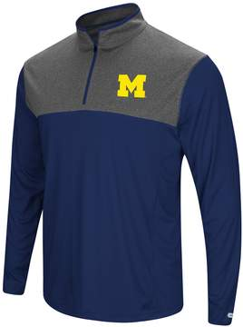 NCAA Men's Campus Heritage Michigan Wolverines Savoy II Pullover