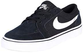 Nike Boy's Sb Satire 2 Trainers Shoes (Preschool 10.5C-3Y) (11.5C, Black/White)
