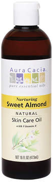 Aura Cacia Sweet Almond Oil by 16oz Oil)