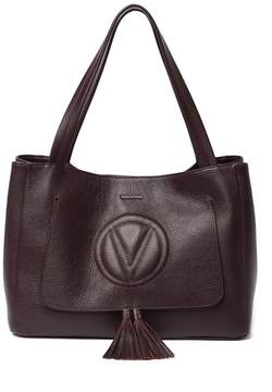 Mario Valentino Valentino By Ollie Leather Tote Bag