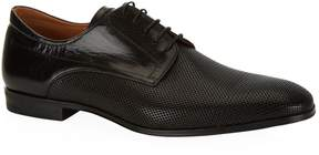 Stemar Perforated Leather Derby