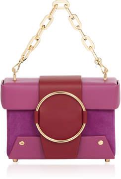 Yuzefi Suede Asher Box Bag