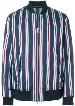 Kenzo striped bomber jacket