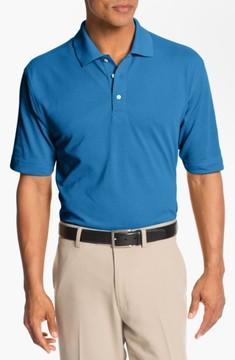 Cutter & Buck Men's Big & Tall Championship Drytec Golf Polo